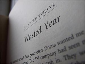 wastedyear